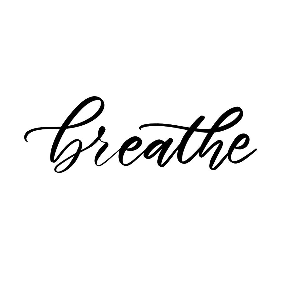 Inhale by Marcela is a  temporary tattoo from inkbox - 1