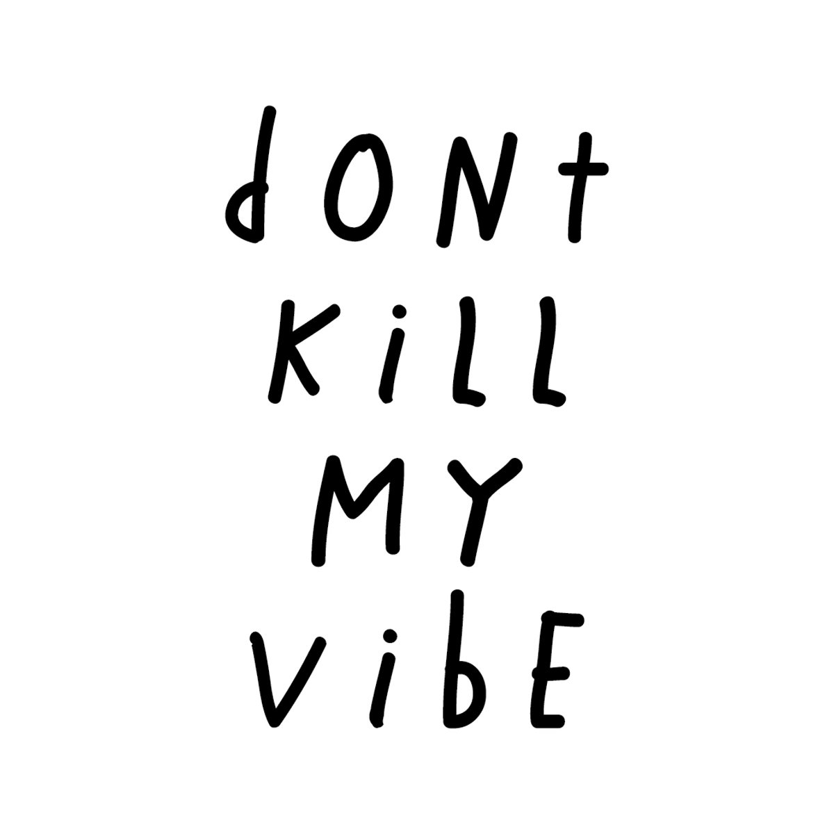 Just Vibe by Miguel Romero is a  temporary tattoo from inkbox - 2
