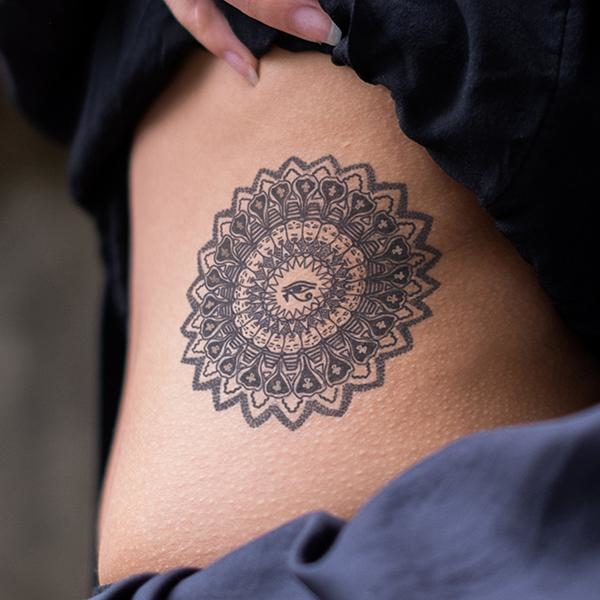 Afterlife by Dillon Forte is a  temporary tattoo from inkbox - 1