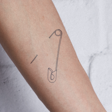 Rebellion by Angelo R is a  temporary tattoo from inkbox - 1